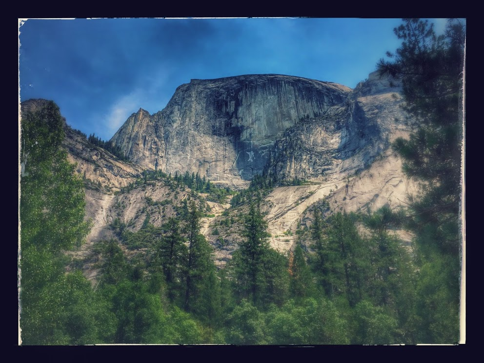 Monolith:Half Dome Effects
